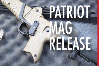 Patriot Mag Release