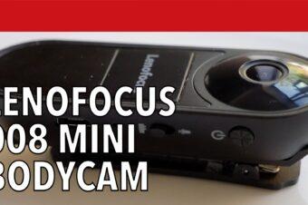 Lenofocus 008 Mini Bodycam