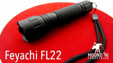 Feyachi FL22 Tactical Light Review