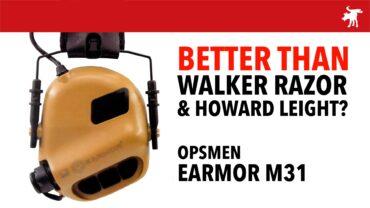 OPSMEN Earmor M31 Review