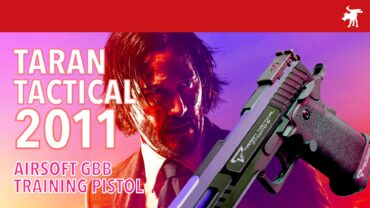 TTI 2011 John Wick 3 Airsoft Replica Review