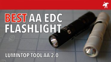 Lumintop TOOL AA 2.0 Review