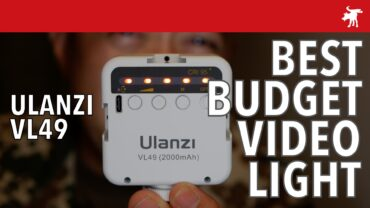Ulanzi LED Light Cube Review