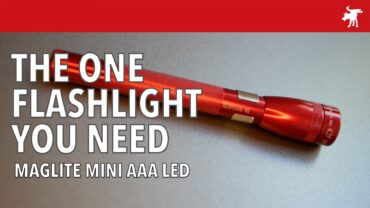 Maglite, the one flashlight you need