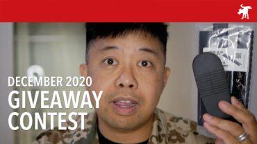 December 2020 MoTac Giveaway