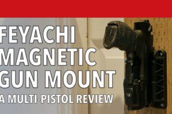 Feyachi Magnetic Gun Mount