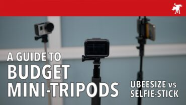 A Guide to Budget Mini-Tripods