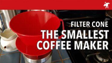 HIC Micro Coffee Maker