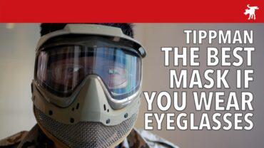Tippman Airsoft Mask