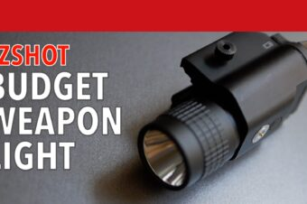 EZShot Budget Weapon Light