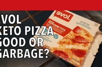 Evol Keto Pizza Good or Garbage?