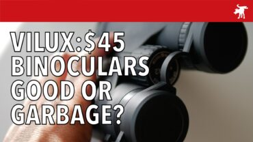 Vilux Budget Binoculars