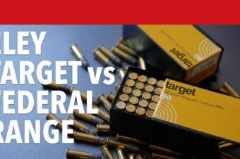 Eley Target vs Fed Range