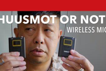 Huusmot wireless mic fails
