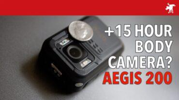 Aegis200 Bodycam
