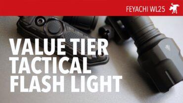 Feyachi WL25 Weapon Light