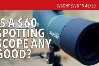 SvBony SV28 15-45×50