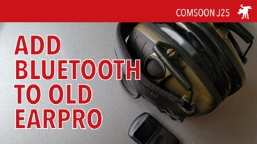 Add Bluetooth to your old headphones: Comsoon J27