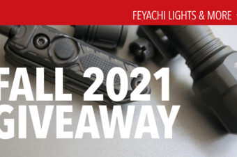 Weapon Light Give Away